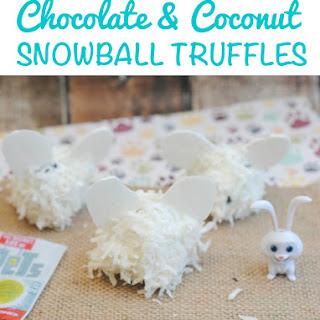 Coconut Chocolate Treats Recipes