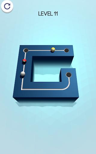Marble Balls Maze Puzzle  screenshots 21