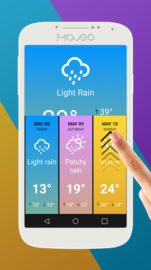 Weather : Forecast- screenshot