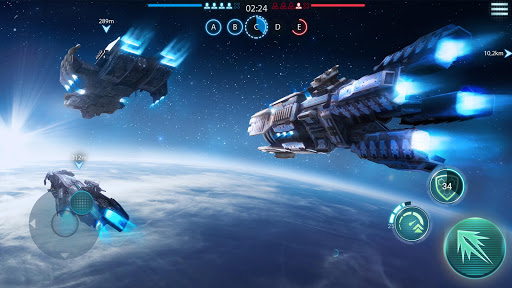 Star Forces: Space shooter screenshot 2