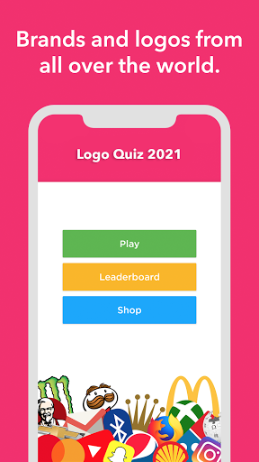 Logo Quiz 2021 4.3 screenshots 1