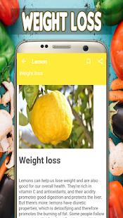 Lemon Benefits - náhled