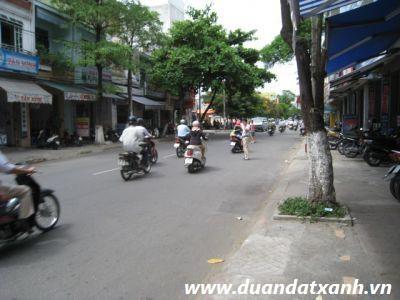 Bán nhà gần HXH gần Hoàng Diệu 2