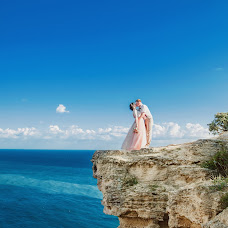 Wedding photographer Darya Deryaga (strekozza). Photo of 09.08.2017
