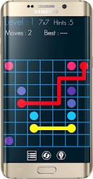 Colorful dots: fun puzzle game APK screenshot thumbnail 2