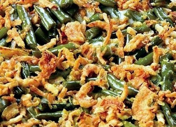 Kentucky Green Bean Casserole Recipe