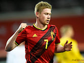 """De Bruyne weet waar het België aan ontbrak de eerste helft: """"Geen kwestie van bijsturen, gewoon van lef hebben"""""""