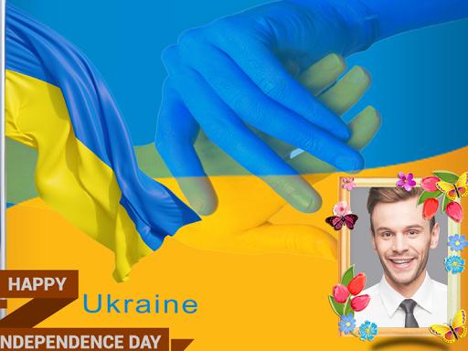 玩免費攝影APP|下載Independence Day Ukraine Frame app不用錢|硬是要APP