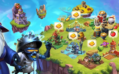 Monster Legends Mod Apk (Damage/Always 3 Stars) 11