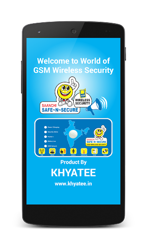 Khyatee GSM Security