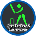 Indian Cricket Camera Dp maker icon