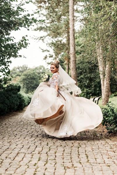 Bröllopsfotograf Kristina Dudaeva (KristinaDx). Foto av 28.11.2018