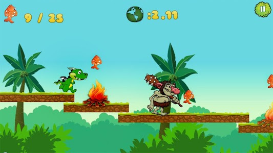 Little Dragon Run screenshot 3