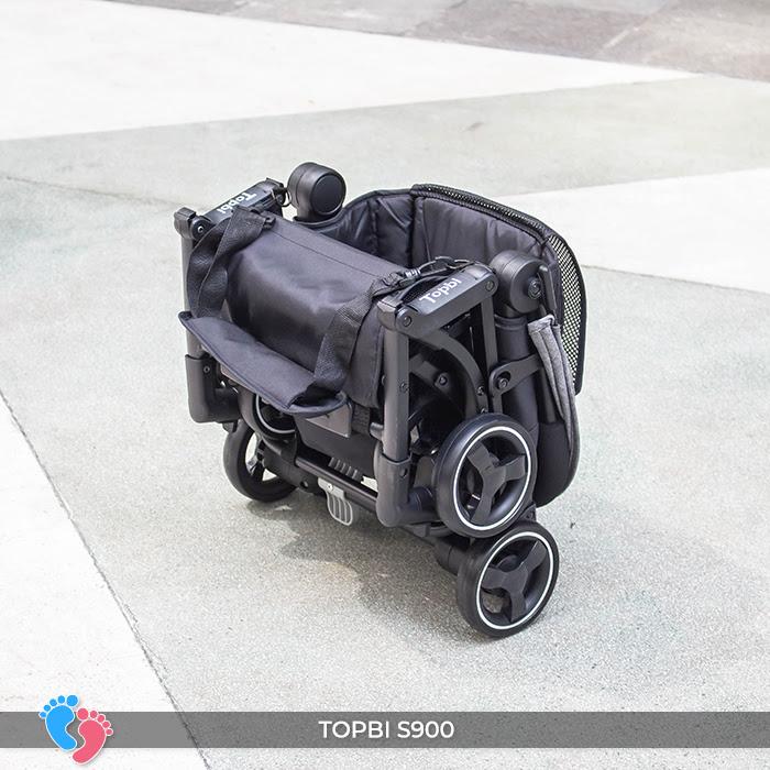 Xe đẩy cao cấp Topbi S900 12