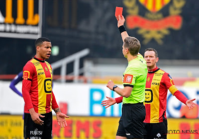 "Franck De Bleeckere en Referee Department vellen oordeel over uitsluiting Vranckx: ""Rode kaart was terecht"""
