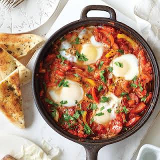 Spanish-Style Eggs.
