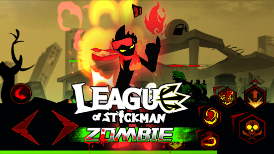 Zombie Killer: League of Sticks screenshot