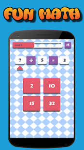 FastMath - Cool Math Games - náhled