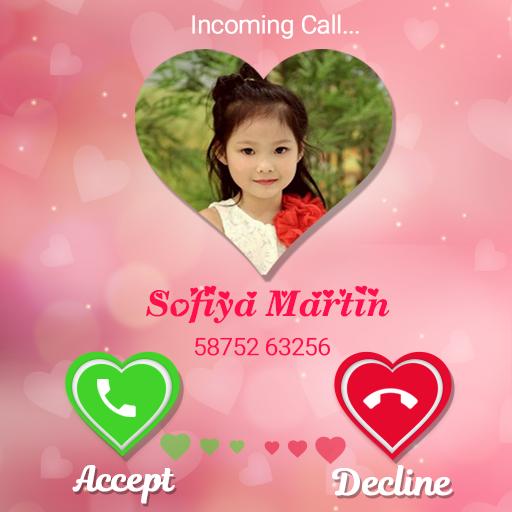 Love Caller Screen Dialer