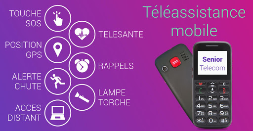 téléassistance mobile