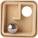 Classic Labyrinth 3d Maze - The Wooden Puzzle Game icon