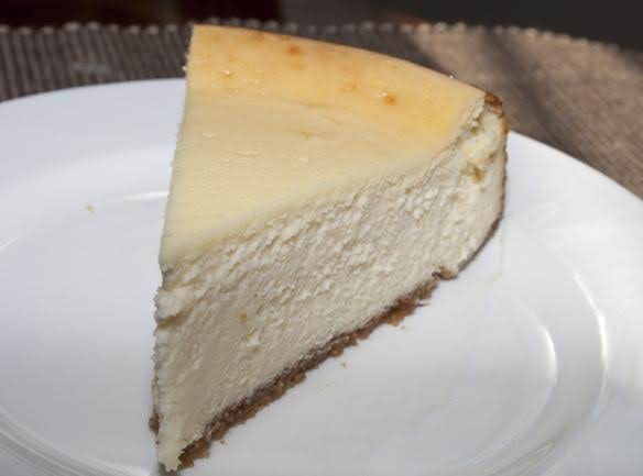 The Creamiest Cheesecake