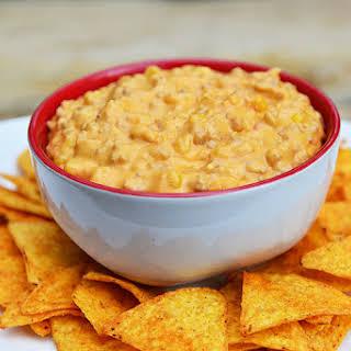 5-Ingredient Cheesy Meat Dip.