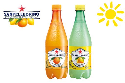 Bild für Cashback-Angebot: 2 für 1 Sanpellegrino Limonaden 0,5l
