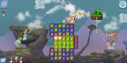 Monster Life: Build It apktram screenshots 1