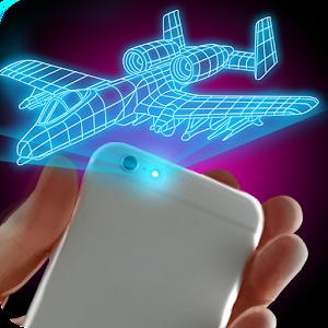 Hologram 3D Joke Simulator for PC and MAC