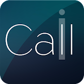 iCall Screen:OS 10 Dialer