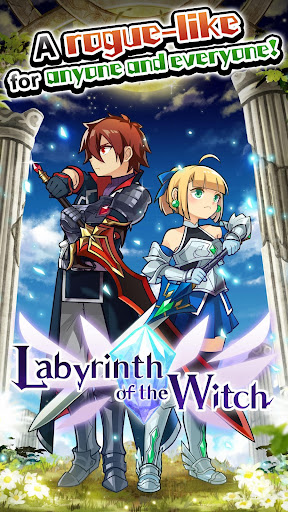 Labyrinth of the Witch  captures d'écran 1