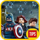 Tips LEGO MARVEL super heroes