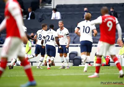 Premier League : Toby Alderweireld donne la victoire à Tottenham dans le derby de Londres !