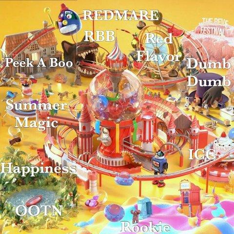 red velvet revel festival