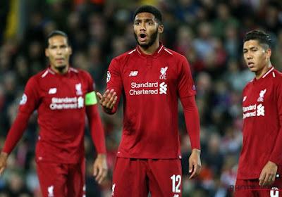 Ligue des Champions: mauvaise surprise pour Liverpool!
