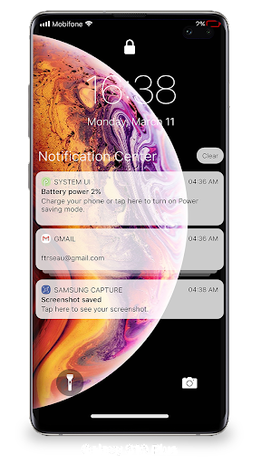 Lock Screen & Notifications iOS 14 1.3.8 screenshots 8