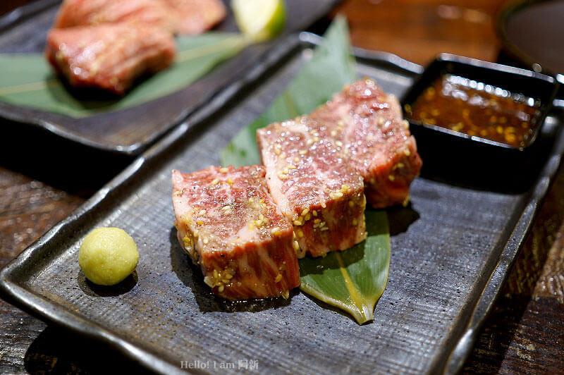 台北燒肉店,吳桑燒肉-1