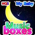 My baby Music Boxes HQS (Lite) icon