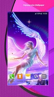 Fantasy Pozadia Na Plochu - náhled