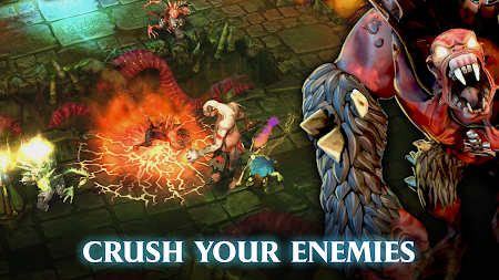 Warhammer Age of Sigmar: Realm War APK screenshot thumbnail 4