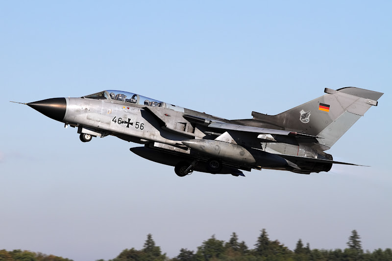 Take Off by Tornado Germany Air Force di Eagle