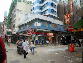 Photo: Walking the street