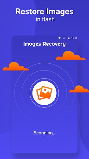 Recover deleted photos, Photo backup screenshot 2