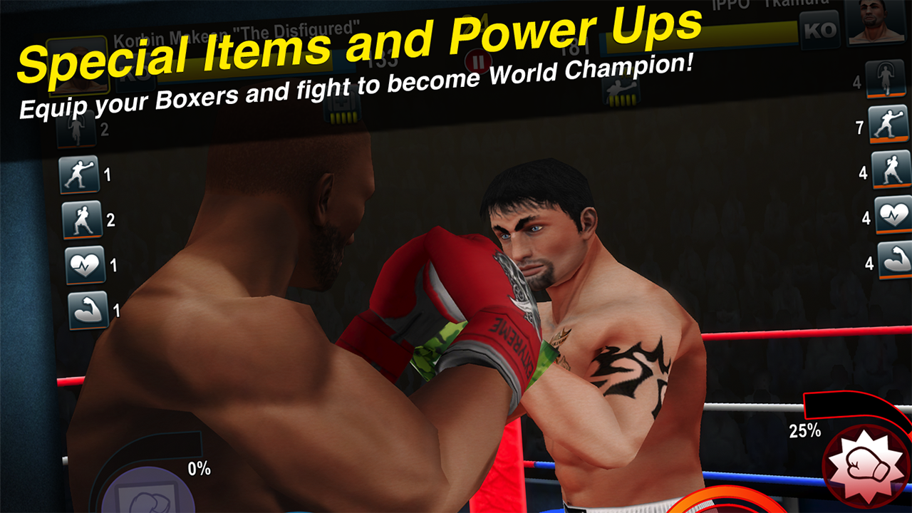 World boxing challenge android apps on google play world boxing challenge screenshot ccuart Images