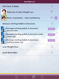 Easy Weight Loss- screenshot thumbnail