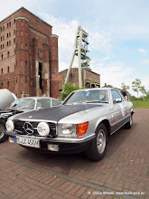 Photo: Ruhr Classic 2012 Zeche Ewald in Herten  450 SLC  5.0