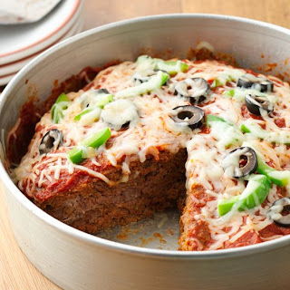 Pizza Meatloaf Recipe