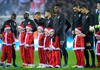 Davy De fauw a vu le Club de Bruges se déchaîner après le 2-0