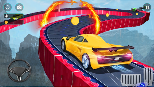 Ramp Car Stunts: Impossible GT Car Racing 1.0.2 Mod + Data Download 2